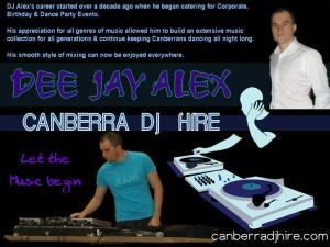 1DJ Alex Profile